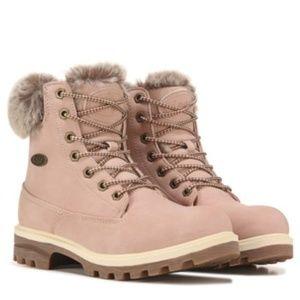 Lugz Kids' Empire Hi Fur Fashion Boot